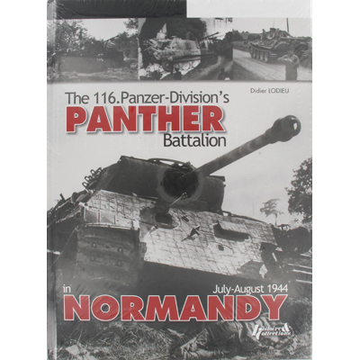 Panther in Normandy (Livre en anglais)