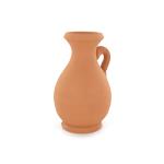 Terracotta vase (6 cm)
