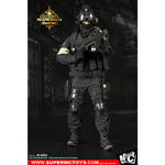 Set Russian Spetsnaz - FSB Alfa Group 3.0 (Black Version)