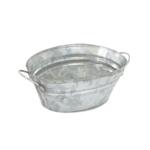 Die Cast Washtub (Silver)