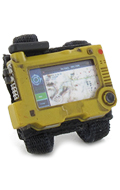 Wrist GPS (Yellow)