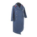 Joseph Jughashvili Stalin Overcoat (Blue)