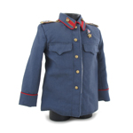 Joseph Jughashvili Stalin Jacket (Blue)