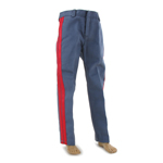 Joseph Jughashvili Stalin Pants (Blue)
