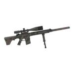 SR-25 Sniper Rifle (Snake Skin)