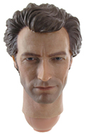 Headsculpt Clint Eastwood