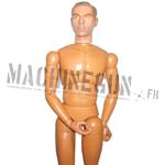 Willi nude body