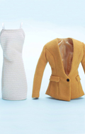 Set Woman's Fresh Femme (Jaune moutarde)