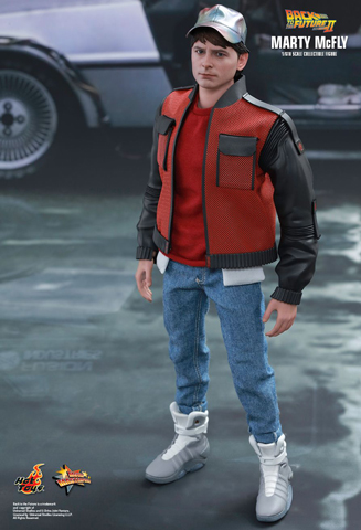 Back To The Future Part II - Marty McFly