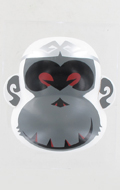 Omi : Series 1 - Munky King (Blanc)