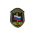 Patch OMON (Noir)