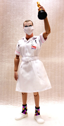 Set Joker Nurse Uniform