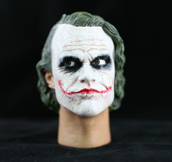 Headsculpt The Joker