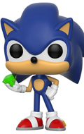 Sonic The Hedgehog - Sonic With Emerald