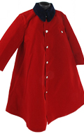 Manteau de Life Guards (Rouge)