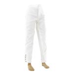 Pantalon culotte (Blanc)