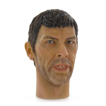 James Coburn head scult