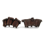 Leather M1909 Ammo Pouch (Brown)