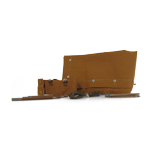 M1892 Tent Square and Equipment (Brown)