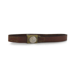 Leather M1895 equipment Belt and buckle (Brown)