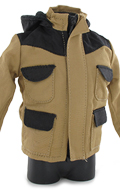 Polar Jacket (Beige)