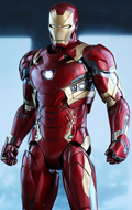 Captain America : Civil War - Iron Man Mark XLVI