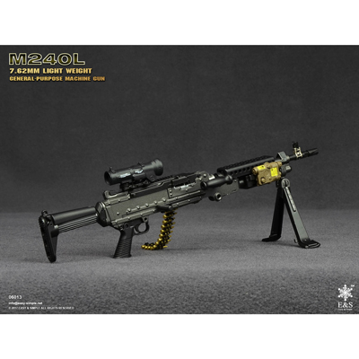 M240L 7.62mm Light Weight General Purpose Machine Gun