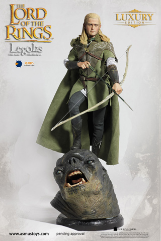 Lord Of The Rings - Legolas (Luxury Version)