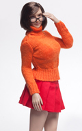 Mystery Girl Set (Orange)