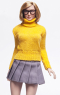 Mystery Girl Set (Yellow)