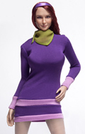 Mystery Girl 2 Set (Purple)