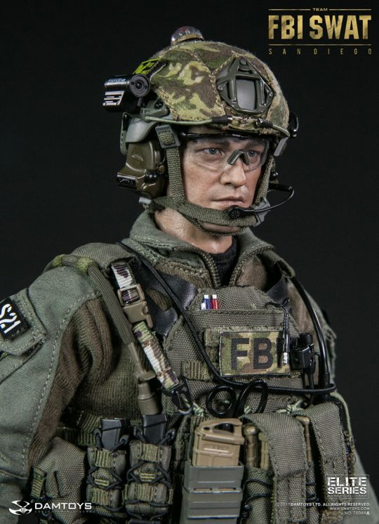 FBI SWAT Team Agent - San Diego