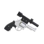 Ruger 357 Magnum Revolver (Silver)