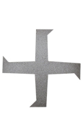 Shuriken Type C (Grey)