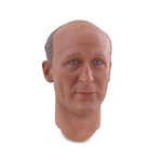 Bourvil Headsculpt
