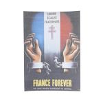 France Forever Poster (White)