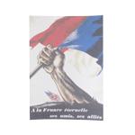 A La France Eternelle Poster (White)