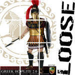 Greek Hoplite 2.0 Set (Type C)
