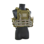 LoVis MBAV with Detachable Chest Rig (Coyote)