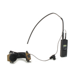 PRC-148 Radio with Comtac3 Headset & U94 PTT (Black)