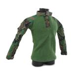 Fire Resistance Combat Shirt (Woodland)