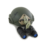 Fast MT Super High Cut Helmet with PVS-15 NVG (Olive Drab)