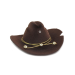 Sheriff Hat (Brown)