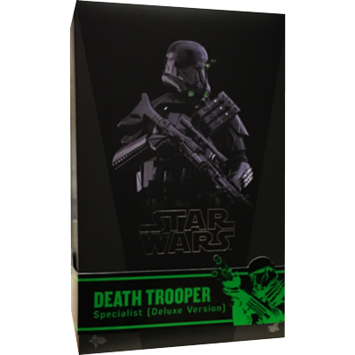 Rogue One : A Star Wars Story - Death Trooper Specialist (Deluxe Version)