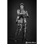 figurine SS-Panzer-Division MG34 Gunner - Alois