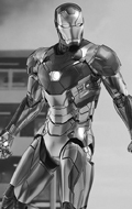 Spider-Man : Homecoming - Iron Man Mark XLVII Diecast