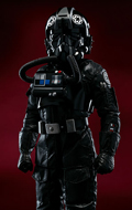 Rogue One : A Star Wars Story - Imperial Tie Fighter Pilot