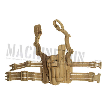Holster Serpa sable