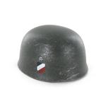 M38 Fallshirmjäger Helmet (Feldgrau)