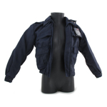 Gotham City Police Jacket (Blue)
